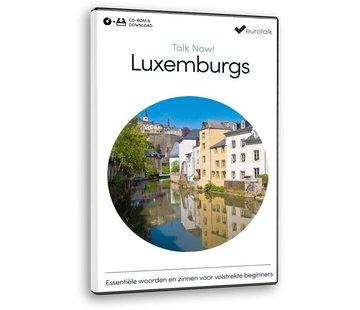 Eurotalk Talk Now Talk Now  - Basis cursus Luxemburgs voor Beginners