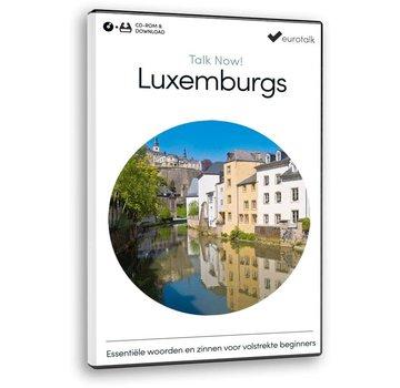 Eurotalk Talk Now Cursus Luxemburgs voor Beginners - Leer de Luxemburgse taal