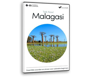 Eurotalk Talk Now Cursus Malagasi voor Beginners - Leer de Malagasi taal (CD + Download)