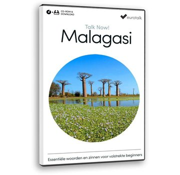 Eurotalk Talk Now Cursus Malagasi voor Beginners | Leer Malagasi - De taal in Madagascar