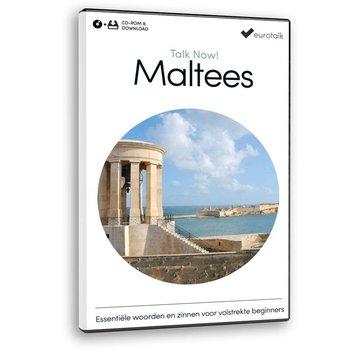 Eurotalk Talk Now Talk Now  - Basis cursus Maltees voor Beginners