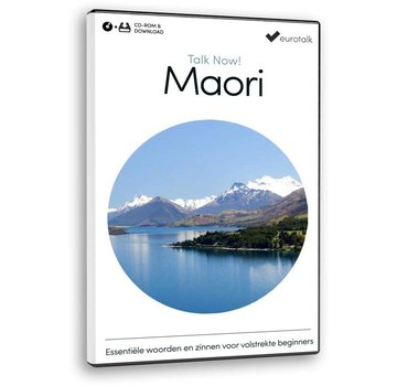 Eurotalk Talk Now Leer Maori -  Cursus Maori voor Beginners (CD + Download)