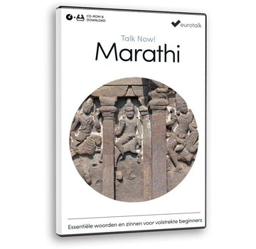 Eurotalk Talk Now Cursus Marathi voor Beginners - Leer de Marathi taal (CD + Download)