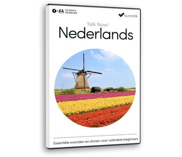 Eurotalk Talk Now Basis cursus Nederlands voor Beginners (CD + Download)