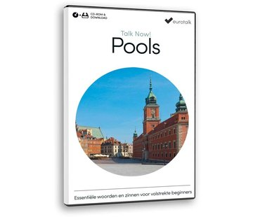 Eurotalk Talk Now Cursus Pools voor Beginners - Leer de Poolse taal