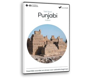 Eurotalk Talk Now Basis cursus Punjabi voor Beginners - Leer Punjabi (India)