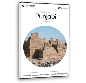 Eurotalk Talk Now Basis cursus Punjabi voor Beginners - Leer Punjabi (India)
