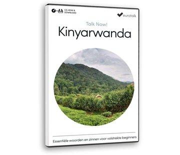 Eurotalk Talk Now Cursus Kinyarwanda voor Beginners - Leer de Rwandese taal