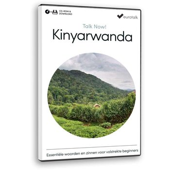 Eurotalk Talk Now Basis cursus Kinyarwanda voor Beginners