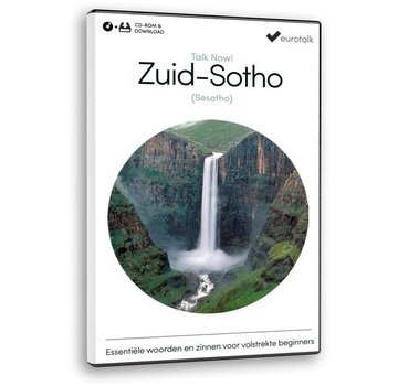 Eurotalk Talk Now Talk Now  - Basis cursus Sesotho voor Beginners