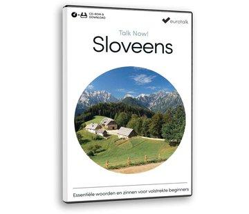 Eurotalk Talk Now Cursus Sloveens voor Beginners - Leer de Sloveense taal