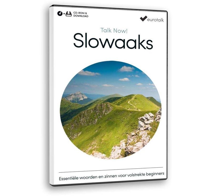 Basis cursus Slowaaks voor Beginners