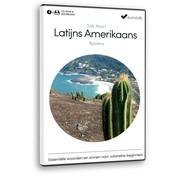 Eurotalk Talk Now Cursus Latijns Amerikaans Spaans voor Beginners (CD + Download)
