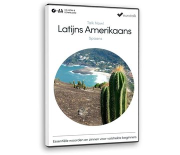 Eurotalk Talk Now Cursus Latijns Amerikaans Spaans voor Beginners (CD + Download)