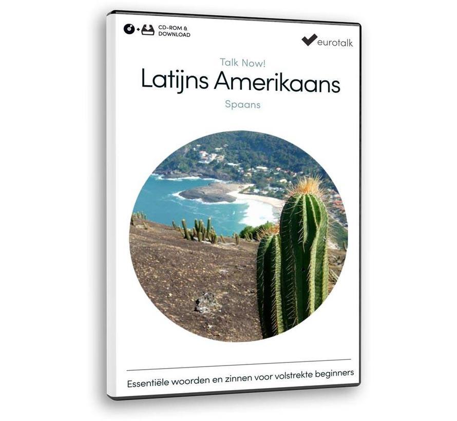 Basis cursus Latijns Amerikaans Spaans voor Beginners