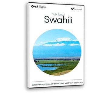 Eurotalk Talk Now Cursus Swahili voor Beginners - Leer de Swahili taal