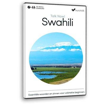 Eurotalk Talk Now Basis cursus Swahili voor Beginners - Leer de Swahili taal