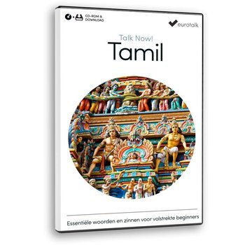 Eurotalk Talk Now Talk Now  - Basis cursus Tamil voor Beginners
