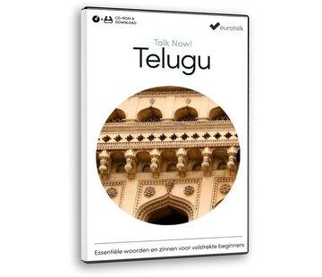 Eurotalk Talk Now Leer Telugu - Basis cursus Telugu voor Beginners