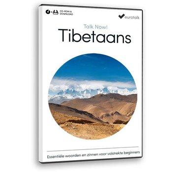 Eurotalk Talk Now Basis cursus Tibetaans voor Beginners | Leer de Tibetaanse taal