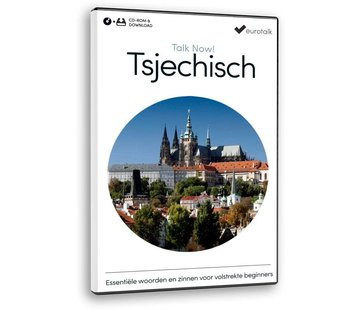 Eurotalk Talk Now Cursus Tsjechisch voor Beginners - Leer de Tsjechische taal (CD + Download)
