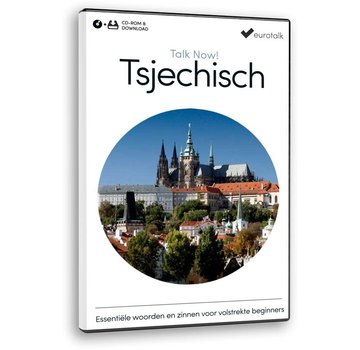 Eurotalk Talk Now Basis cursus Tsjechisch voor Beginners