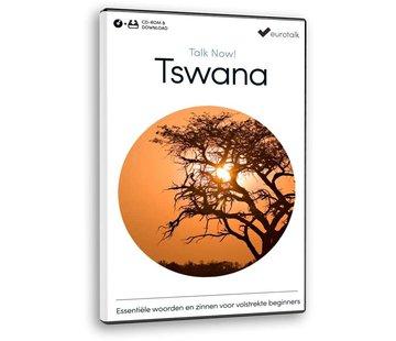 Eurotalk Talk Now Talk Now  - Basis cursus Tswana voor Beginners