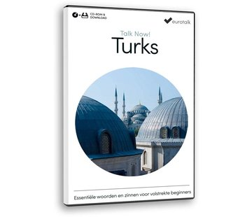 Eurotalk Talk Now Cursus Turks voor Beginners  - Leer de Turkse taal (CD + Download)