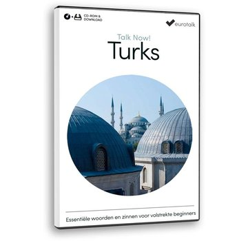 Eurotalk Talk Now Leer Turks - Basis cursus Turks voor Beginners (CD + Download)