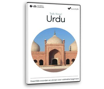 Eurotalk Talk Now Cursus Urdu voor Beginners | Leer de taal van Pakistan (CD + Download)