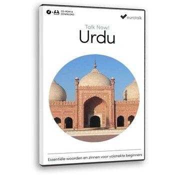 Eurotalk Talk Now Cursus Urdu voor Beginners | Leer de taal van Pakistan (CD + Download)