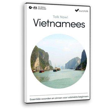 Eurotalk Talk Now Cursus Vietnamees voor Beginners - Leer de Vietnamese taal