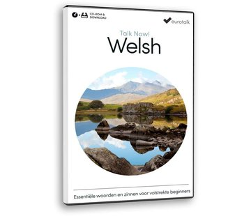 Eurotalk Talk Now Talk Now  - Basis cursus Welsh voor Beginners