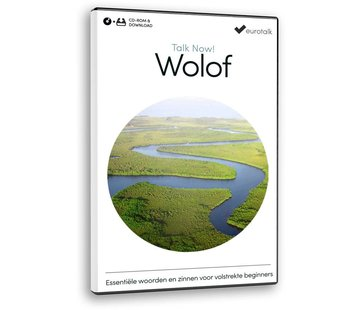 Eurotalk Talk Now Basis cursus Wolof voor Beginners - Leer de Wolof taal