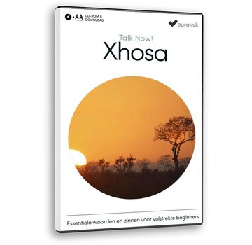 Eurotalk Talk Now Basis cursus Xhosa voor Beginners - Leer de Xhosa taal (CD + Download)