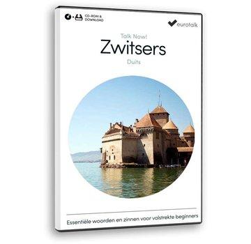 Eurotalk Talk Now Talk Now  - Basis cursus Zwitsers -Duits voor Beginners
