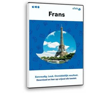 uTalk Leer Frans ONLINE - Complete cursus Frans