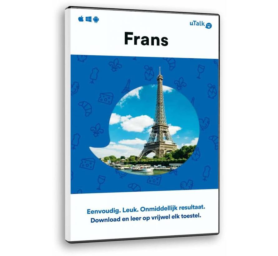 uTalk leer Frans - Online taalcursus