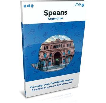 uTalk Leer Argentijns Spaans - Online taalcursus Spaans (Argentinië)