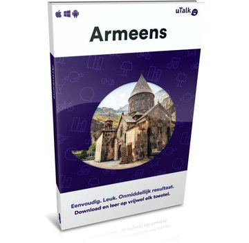 uTalk Online Taalcursus Leer Armeens online - Complete taalcursus Armeens