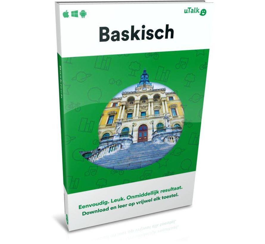 uTalk leer Baskisch - Online cursus