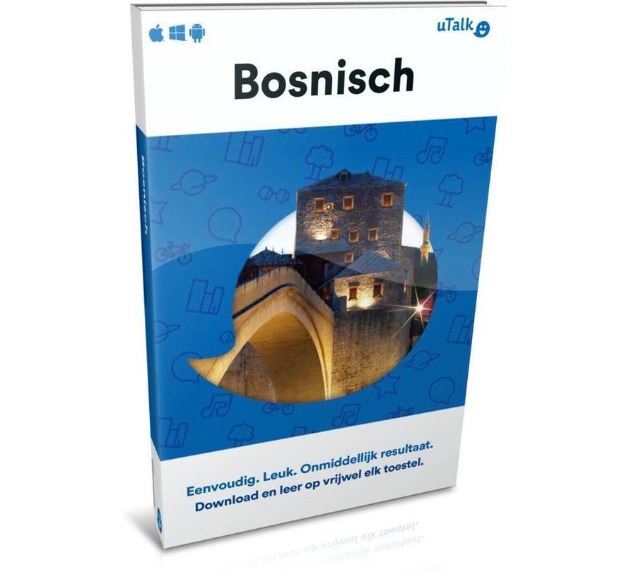 uTalk leer Bosnisch - Online Taalcursus