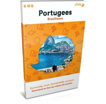 uTalk Braziliaans Portugees leren - Online taalcursus | Leer de Braziliaanse taal