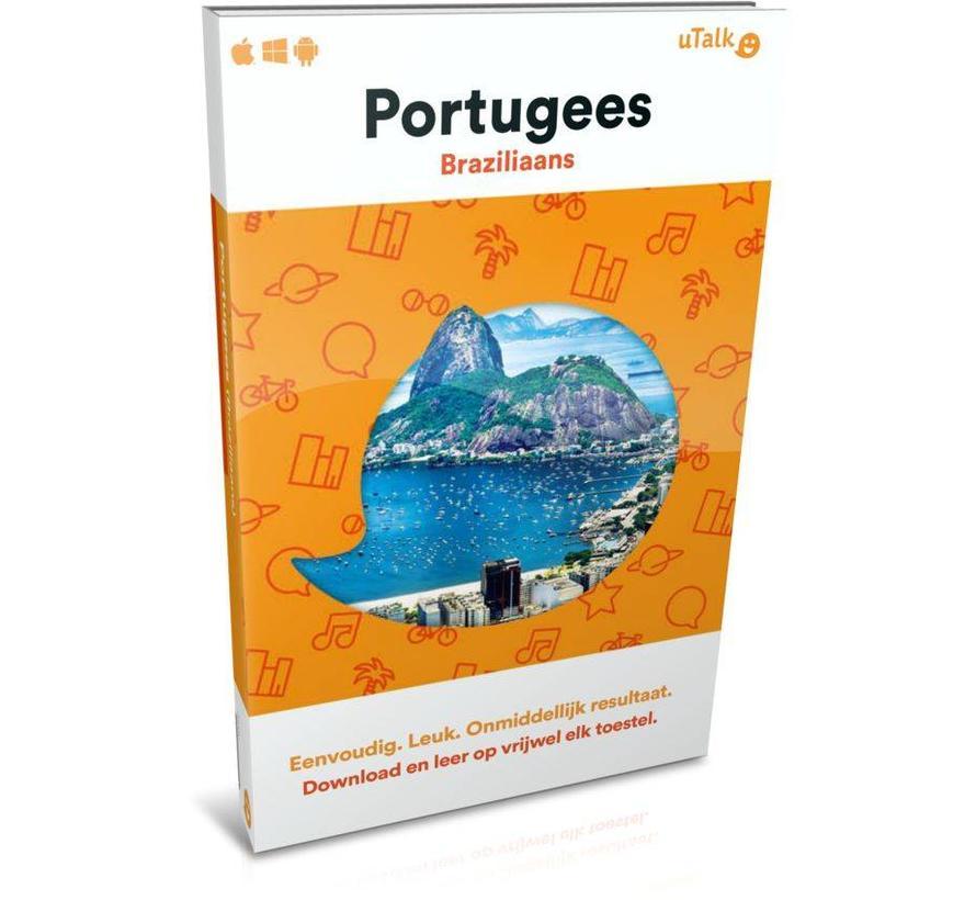 uTalk leer Braziliaans Portugees - Online cursus