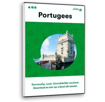 uTalk Leer Portugees Online - Complete cursus Portugese taal
