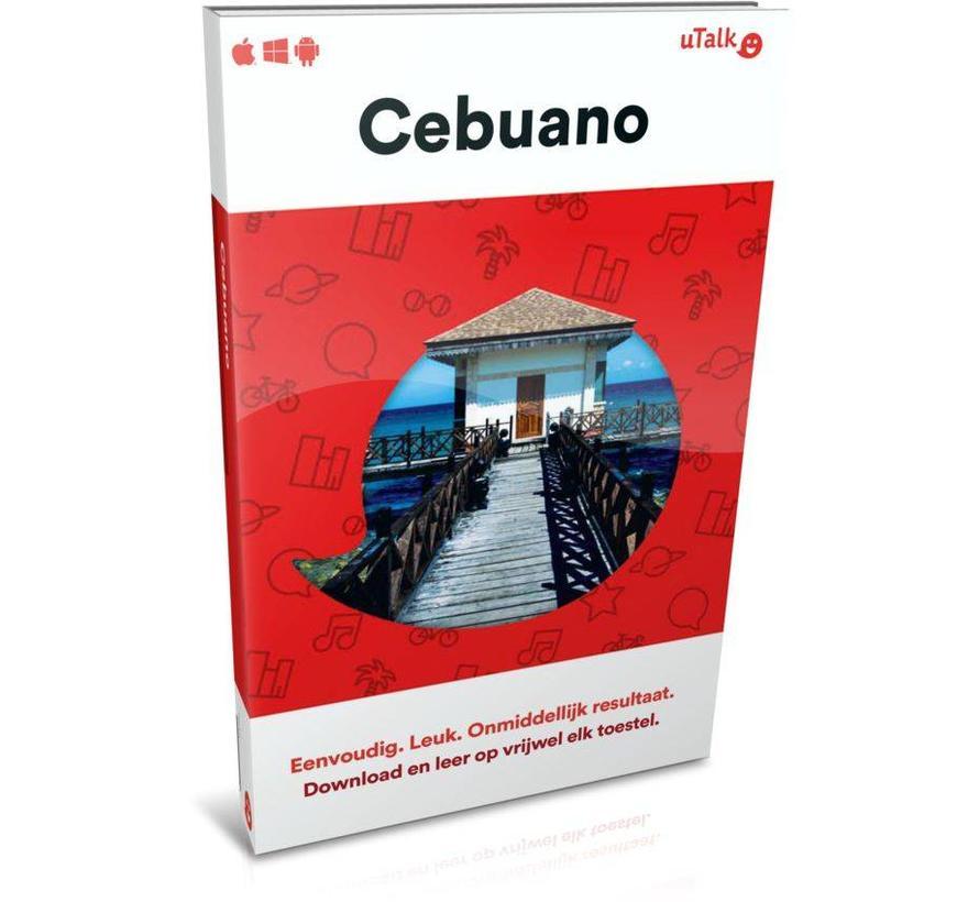 uTalk leer Cebuano - Online cursus
