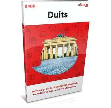 uTalk Duits leren ONLINE - Complete taalcursus Duits