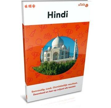 uTalk Leer Hindi ONLINE - Complete cursus Hindi (India)