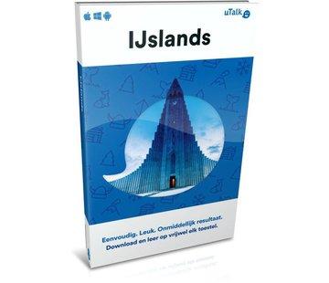 uTalk Online Taalcursus Snel IJSLANDS leren - Online cursus IJslandse taal