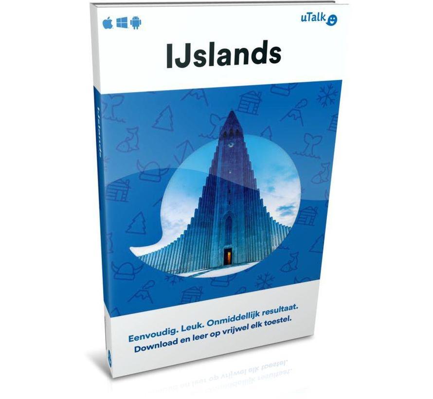 uTalk leer IJslands - Online cursus IJslands